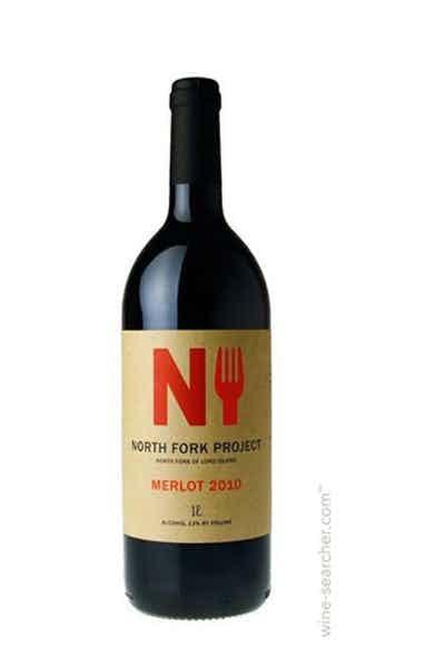 North Fork Project Merlot