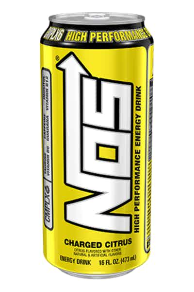 NOS Charged Citrus