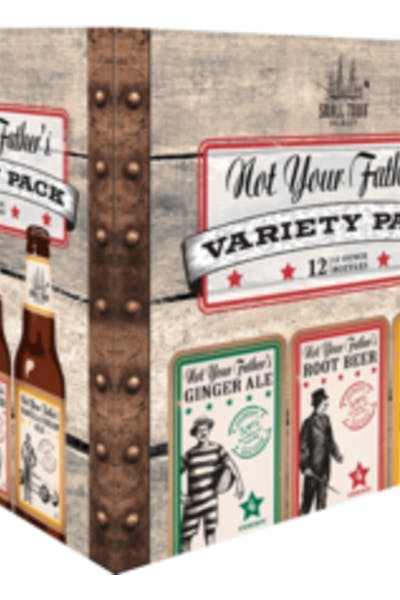 Not Your Father's Variety Pack