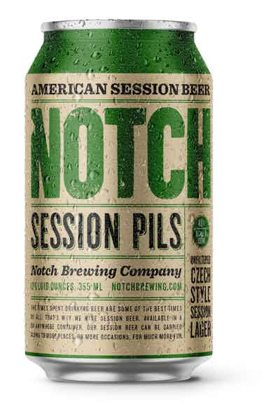Notch Brewing Session Pils Czech Pale Lager
