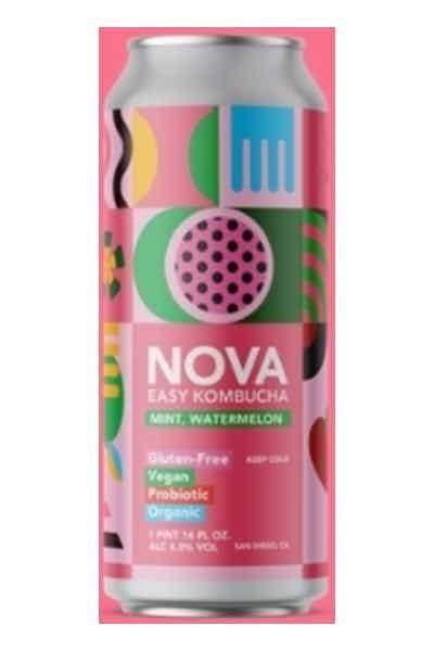 Nova Easy Kombucha - Watermelon & Mint