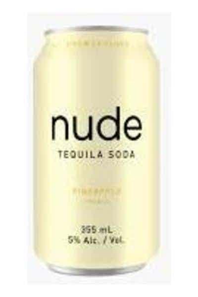 Nude Tequila Pineapple Soda