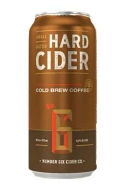 Number 6 Coffee Cider
