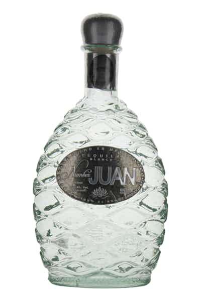 Number Juan Tequila Blanco