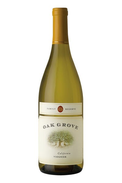 Oak Grove Viognier Reserve
