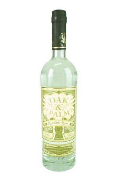 Oak & Palm Coconut Rum