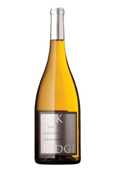 Oak Ridge Chardonnay Lodi