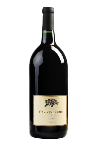 Oak Vineyards Merlot 2013