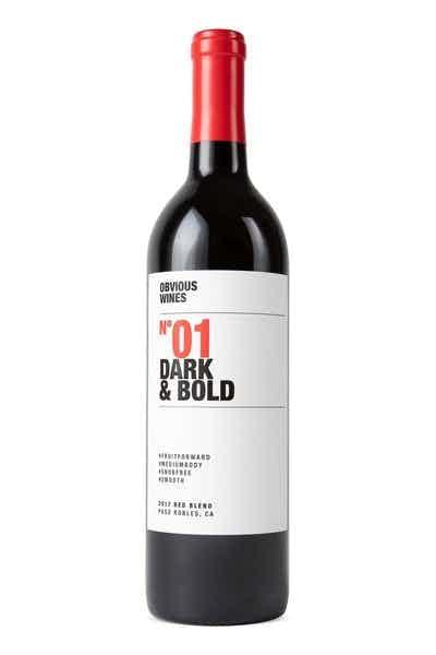 Obvious Wines N°01 Dark & Bold