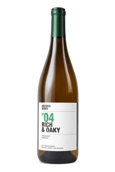 Obvious Wines N°04 Rich & Oaky