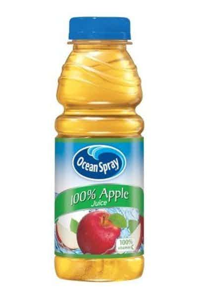 Ocean Spray 100% Apple Juice