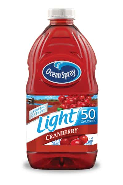 Ocean Spray Cranberry Light