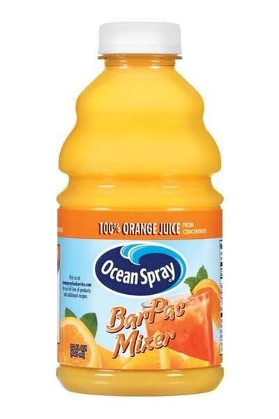 Ocean Spray Orange Juice