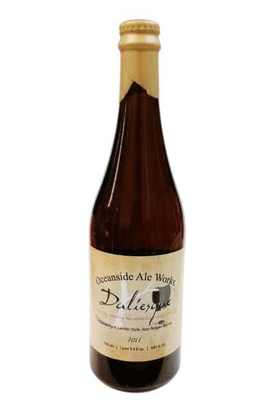 Oceanside Ale Works Daliesque