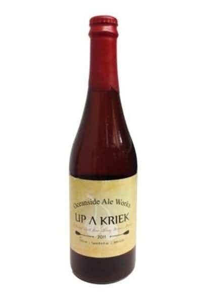 Oceanside Ale Works Up A Kriek Ale