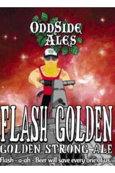 Odd Side Ales Flash Golden Strong Ale