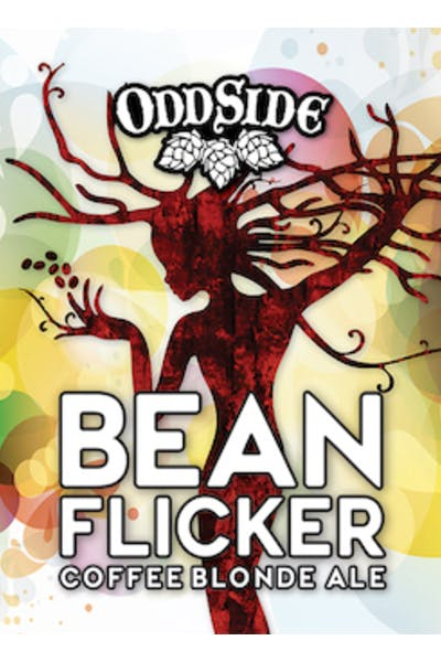 Odd Side Bean Flicker Coffee Blonde Ale