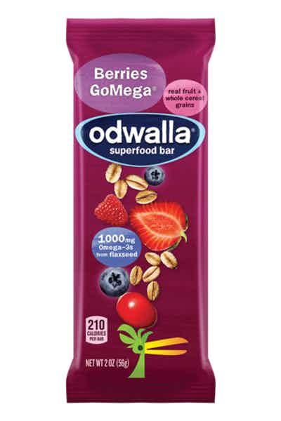 Odwalla Berries GoMega Superfood Bar