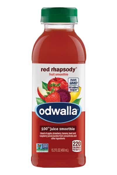 Odwalla Red Rhapsody