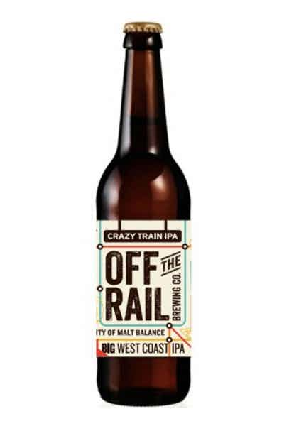 Off The Rail Crazy Train IPA