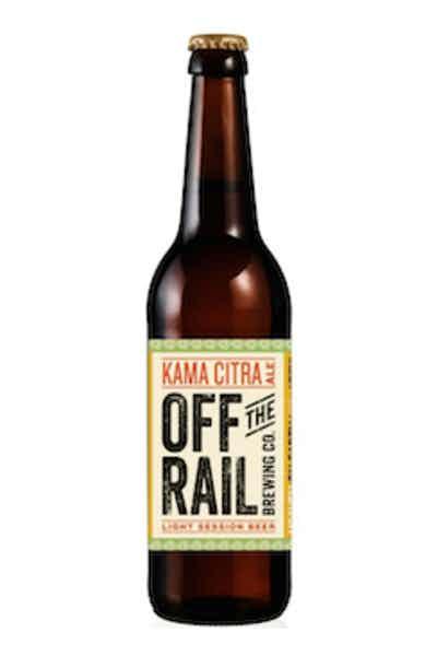 Off The Rail Kama Citra Ale