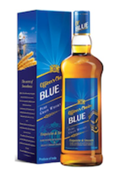 Officer's Choice Blue Whiskey