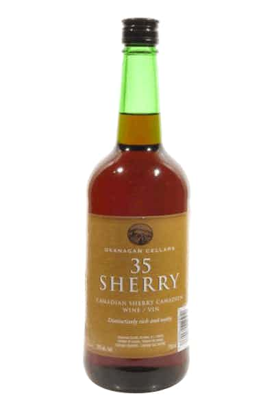 Okanagan Cellars 35 Sherry