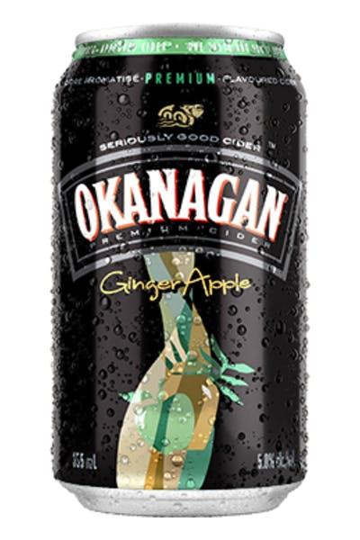 Okanagan Premium Ginger Apple Cider