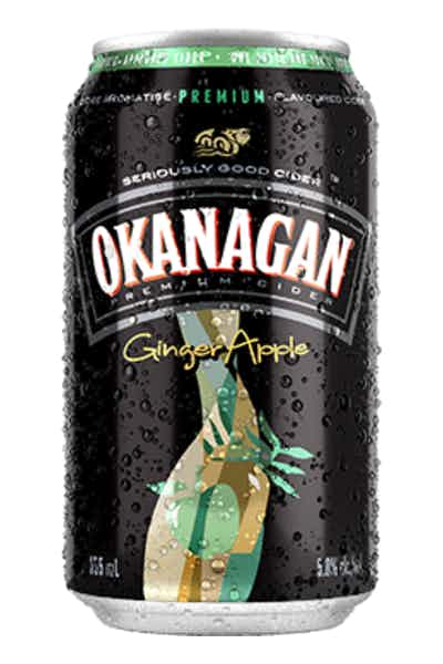 Okanagan Premium Ginger Apple Cider