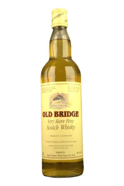 Old Bridge Scotch Whisky
