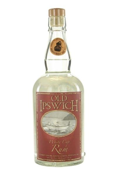 Old Ipswich White Cap Rum