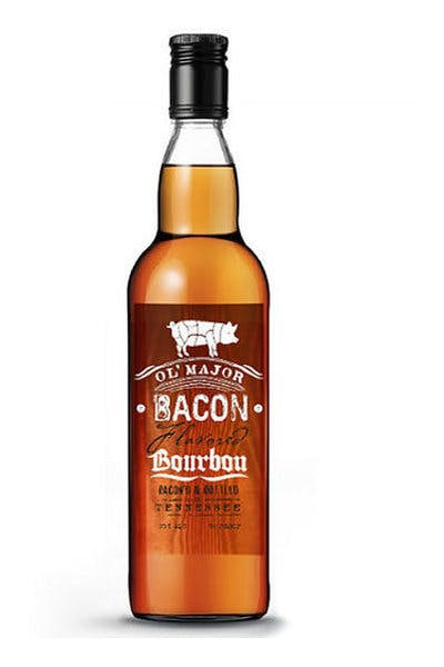 Ol' Major Bacon Bourbon