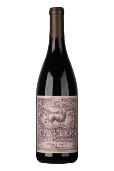 Old Pearl Pinot Noir