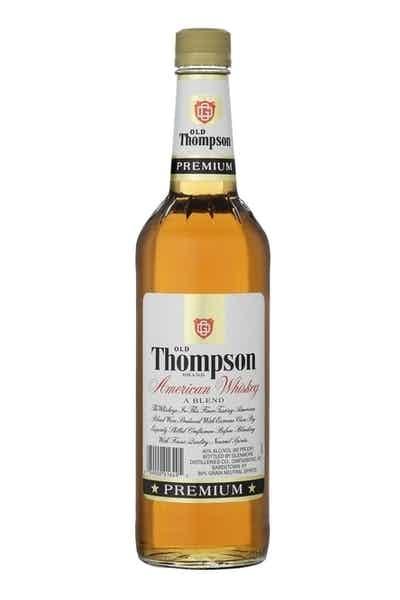 Old Thompson Blended Whiskey