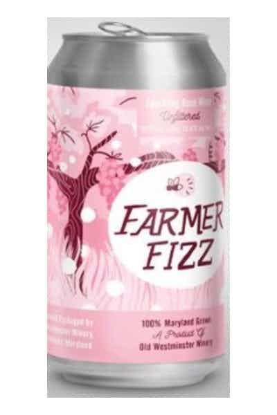 Old Westminster Farmer Fizz Rosé