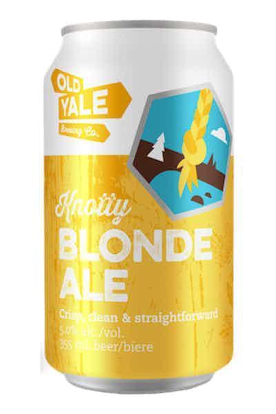 Old Yale Knotty Blonde Ale