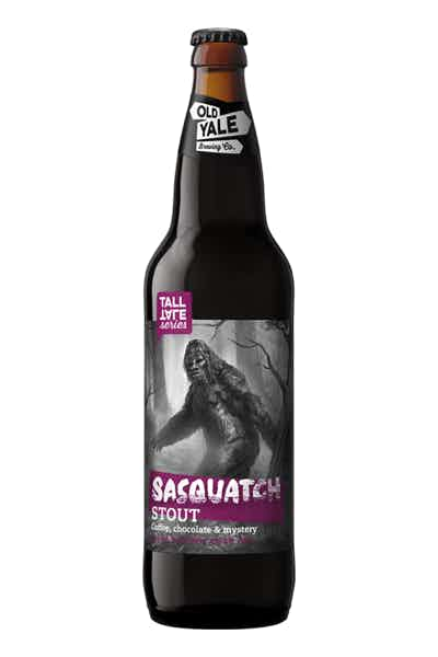 Old Yale Sasquatch Stout