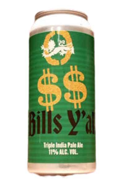 Oliver Brewing $$ Bills Y'all