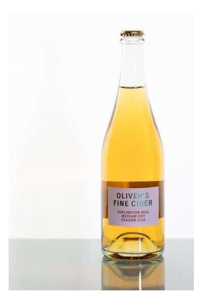 Oliver's Fine Cider Yarlington Mill Cider