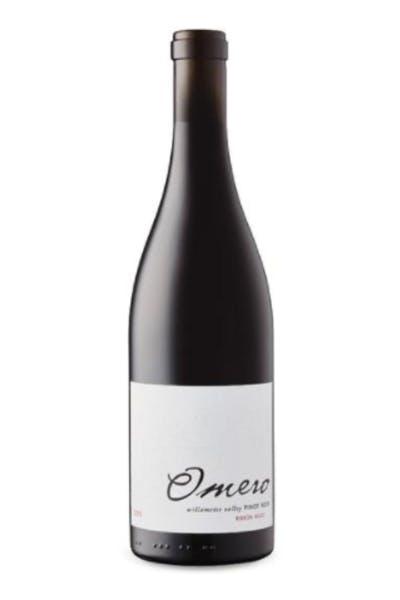 Omero Cellars Willamette Valley Pinot Noir 2014