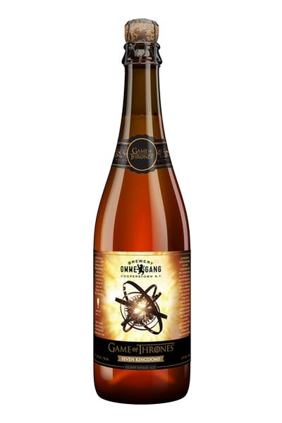 Ommegang Game of Thrones Seven Kingdoms Hoppy Wheat