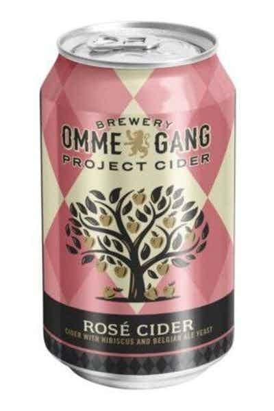 Ommegang Project Cider: Rose