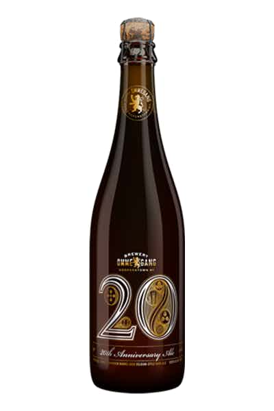 Ommegang 20th Anniversary Ale