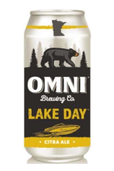 Omni Brewing Lake Day Citra Ale