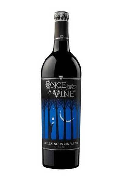 Once Upon A Vine Zinfandel