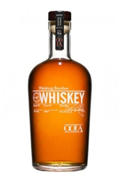 OOLA Waitsburg Bourbon Whiskey
