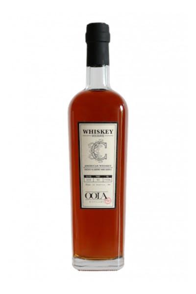 Oola Whiskey Discourse C American Whiskey