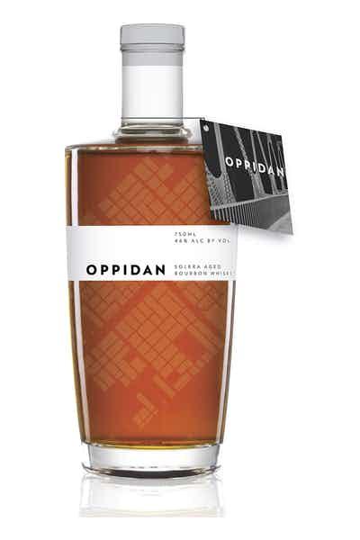 Oppidan Solera Aged Bourbon