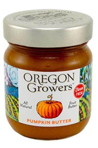 Oregon Growers & Shippers Pumpkin Butter