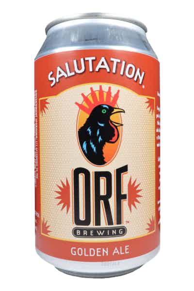 Orf Salutation Golden Ale